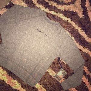 "Good hYOUman sweatshirt NWT so soft ""HAPPINESS"""